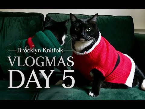 VLOGMAS DAY 5: Have Yourself a Merry Little Mercury Retrograde