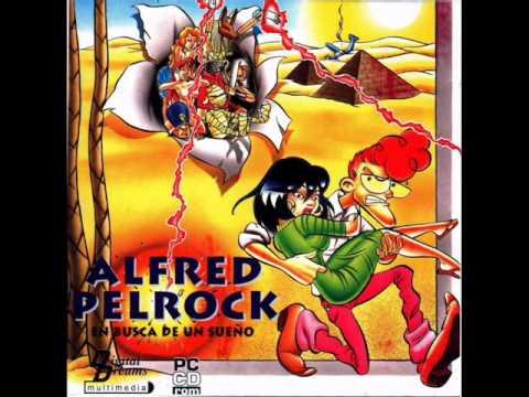 Alfred Pelrock - Calles [MUSIC]