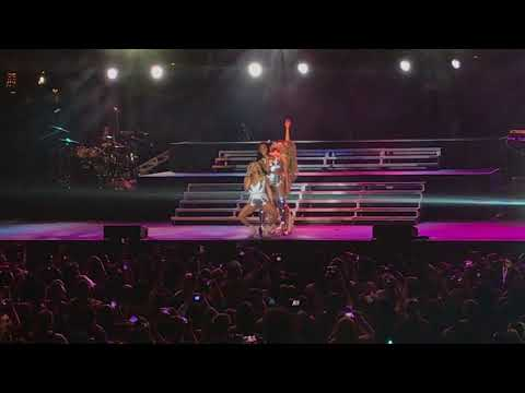 Fifth Harmony - Down + Work From Home - Live At LA County Fair