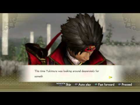 SW4: All Yukimura Sanada Events (Chronicle Mode)