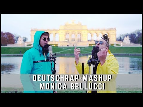 Monica Bellucci - 15 Deutsch-Rap-Songs Mashup (BAUSA, RIN, UFO361, LUCIANO, ...)