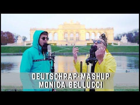 Monica Bellucci  15 DeutschRap Mashup BAUSA, RIN, UFO361, LUCIANO, ...