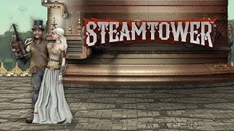 Steam Tower by NETENT & SUPER MEGA WIN