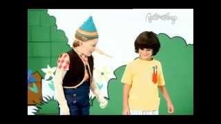 Pinocchio - Lumea povestilor Cartoonito