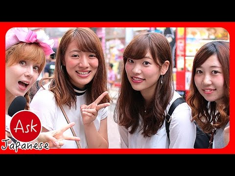 What's Trending In Japan NOW? Ask Japanese About The Latest Trends And Hypes.