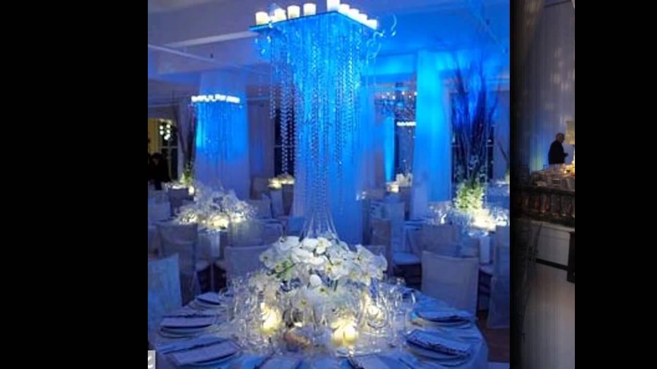Beautiful Winter wonderland wedding ideas - YouTube