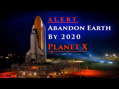 World Exodus by 2020, Elites Are Preparing