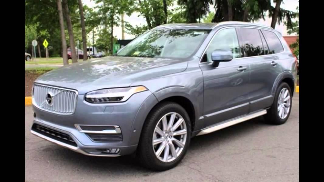 New Volvo Xc90 >> 2016 Volvo XC90 Osmium Gray Metallic - YouTube