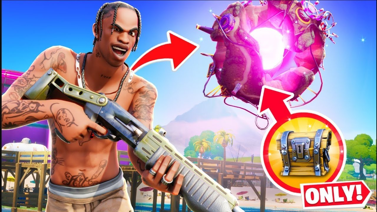 *NEW* ASTROWORLD Loot ONLY Challenge In Fortnite! thumbnail