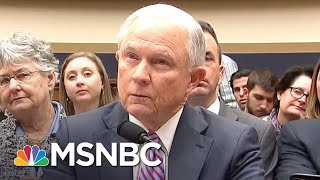 What Did Jeff Sessions Tell The Russia Investigation? | All In | MSNBC