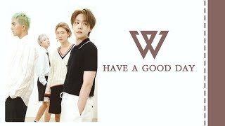 [THAISUB] WINNER ? HAVE A GOOD DAY (JPN VER.)