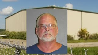 Man accused of stealing, reselling plane parts