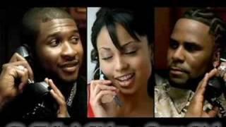 R. Kelly Usher Same Girl.mp3