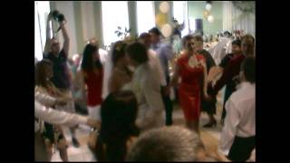 Первый танец в столовой)!