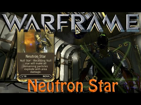 Warframe Neutron Star Augment Nova Youtube I was just messing around and then i saw this while customizing my warframe. warframe neutron star augment nova