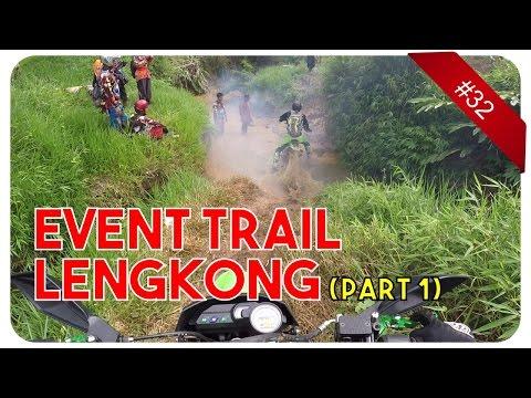 Adventure Enduro Indonesia - Event Lengkong Jampang (Part 1) - KLX 150, KTM 300, Husq 250, Matic
