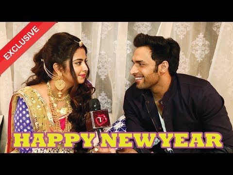 Happy New Year 2018: Avika Gor & Shaleen Malhotra Share Their Resolution & Party Plans |