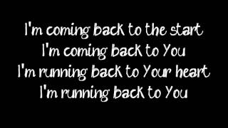 Martin Smith - Back To The Start w/ lyrics