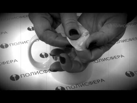 Тестирование на растяжение пленки для печати слайдеров