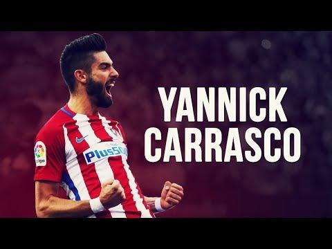 Yannick Carrasco - Incredible Skills & Goals | 2016/2017 HD