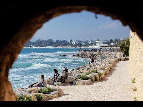 مدينة الحمامات في تونس Hammamet Youtube