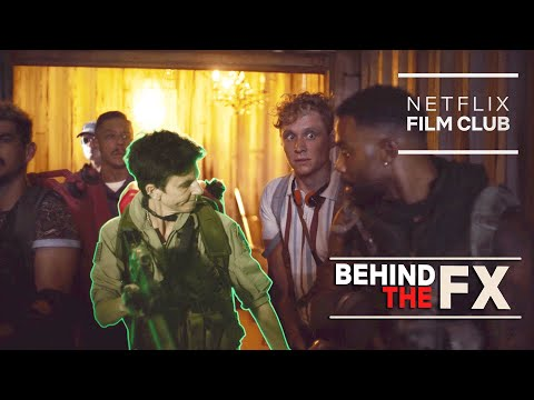 Official Army of the Dead VFX Reel featuring. Tig Notaro