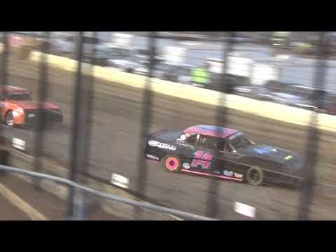 Perris Auto Speedway Street Stock Heat #2   7-21-2018