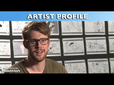 Inside Sony Pictures Animation - Storyboard Artist Patrick Harpin