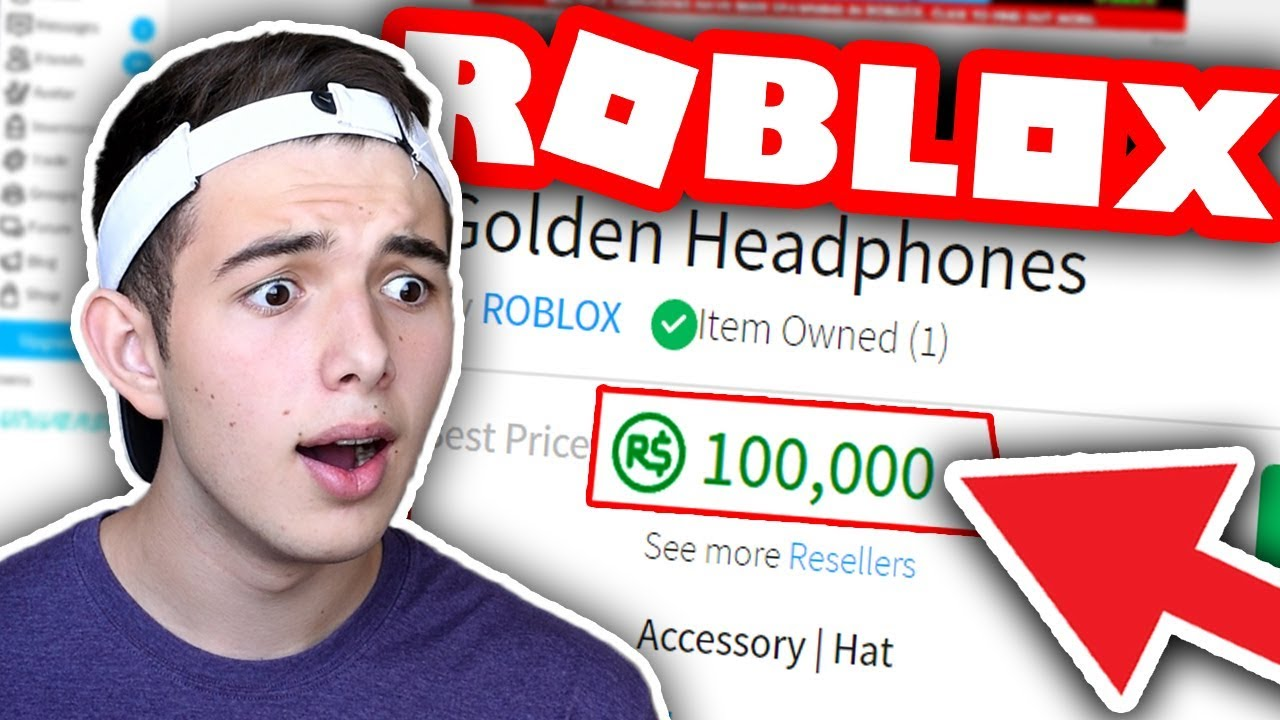 SPENDING 100,000 ROBUX ON LIMITED ITEMS!!! (Roblox) - YouTube