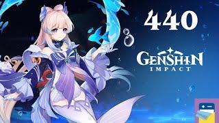 Genshin Impact: Kokomi's Full Story Quest -  Inazuma - 2.1 - iOS Gameplay Walkthrough Part 440