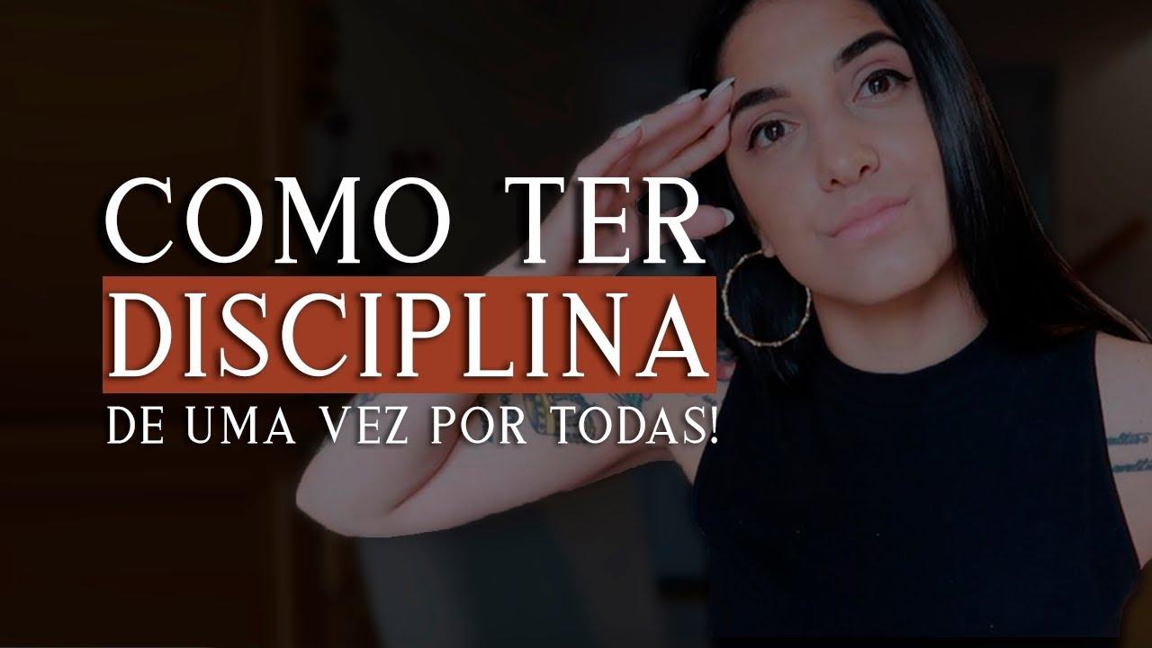 Download *COMO TER DISCIPLINA DE UMA VEZ POR TODAS?! #disciplina  May Duchini