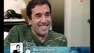 Marco Horácio e Mãe ao Telefone / Nilton / 5 Para a Meia Noite