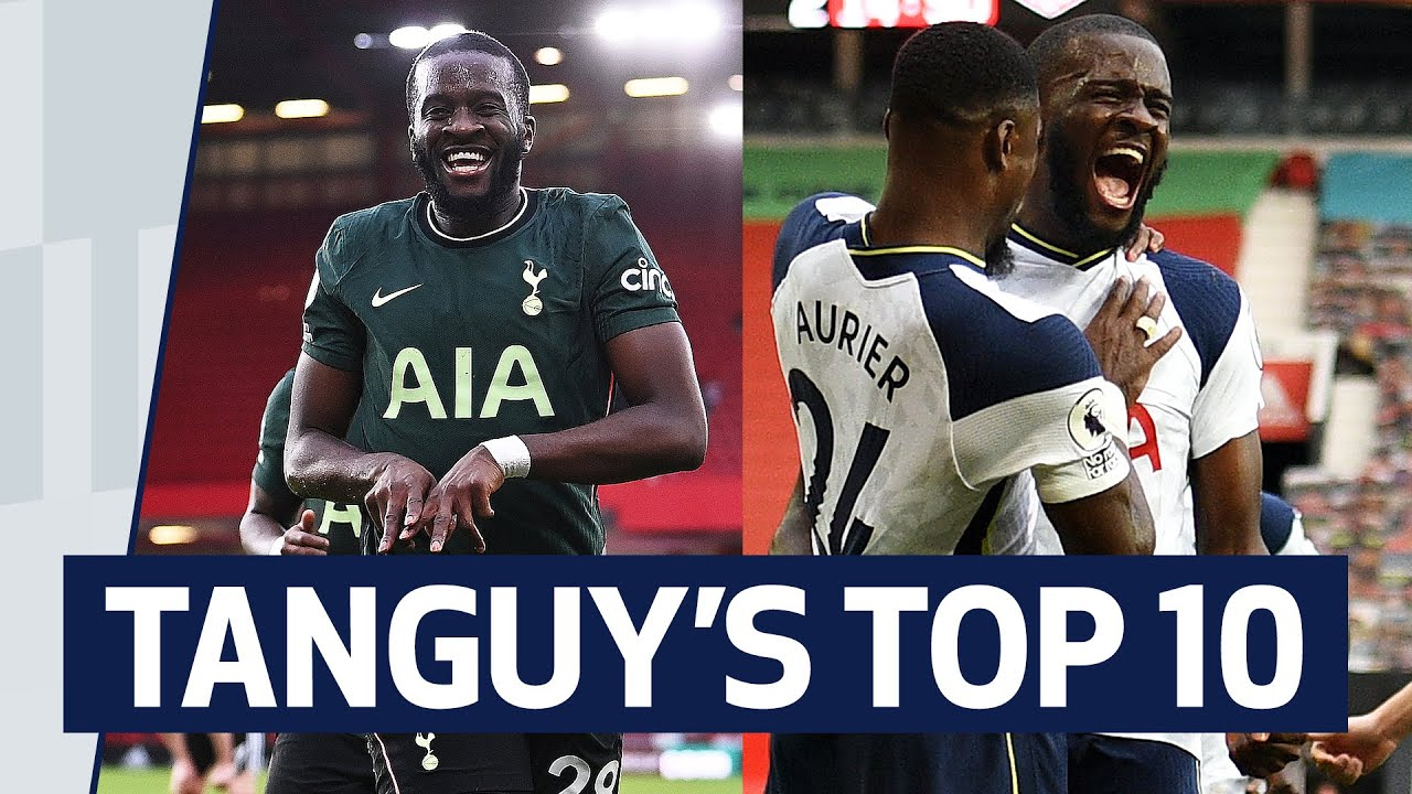 TANGUY NDOMBELE'S TOP 10 MOMENTS FROM THE SEASON SO FAR!