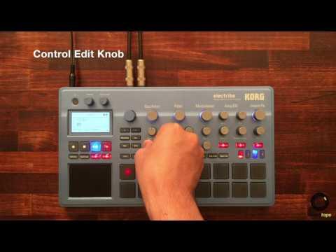 KORG electribe #3 | Chain Mode & Effect Performance