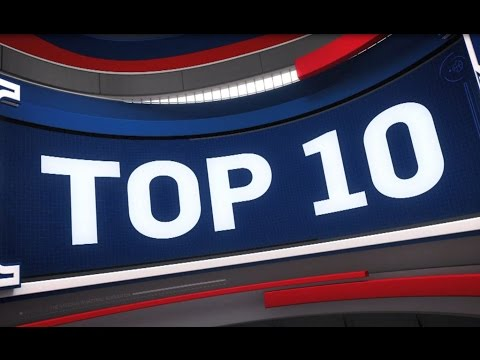 Top 10 NBA Plays of the Night: April 10, 2017