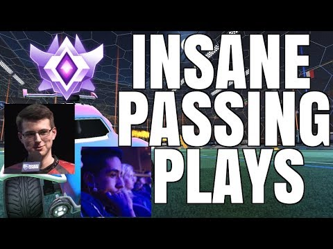 INSANE PASSING PLAYS + CEILING SHOT DOUBLE TOUCH PRO 3V3 WITH JSTN AND GARRETTG - YouTube