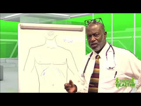 Common Abdominal Conditions: Strong & Healthy with Dr. Sam Christian - Dauer: 34 Minuten