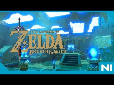 Solving Shrine Owa Daim In The Legend Of Zelda: Breath Of The Wild [Direct Feed]