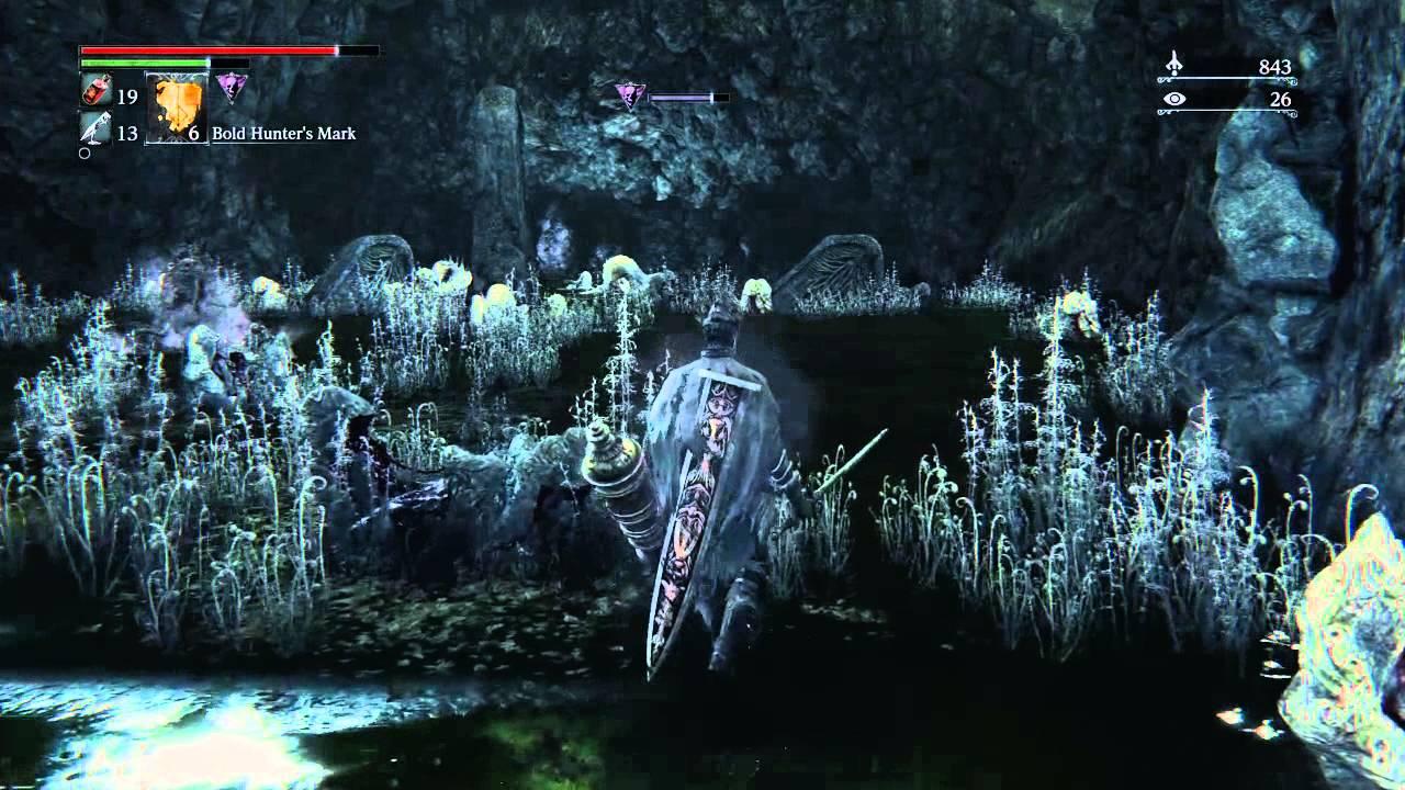 Bloodborne - Messenger's Gift Location [Hunter's Craft Trophy ...