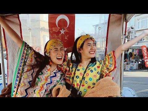 เมอาพาดี้อินตุรกีกี่กี้กี๊กี๋ดีดี่ดี้ดี๊ดี๋ EP.2   MayyR in Turkey - วันที่ 10 Mar 2019