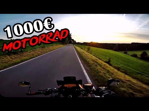 1000€ Motorrad | Warum habe ich ein zweit Motorrad !? | Webon_one