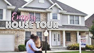 Empty House Tour | Belinda Selene