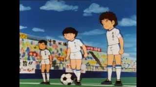 Die Tollen Fussballstars - Captain Tsubasa Intro [German]