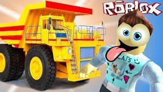 КОПАЕМ и КРАФТИМ в ROBLOX почти нашел КРИСТАЛ Симулятор шахтера в Роблокс как майнкрафт от SPTV