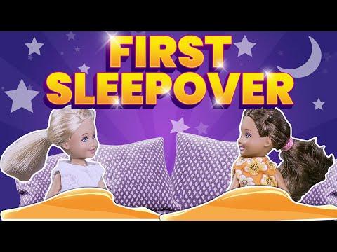 Barbie - Chelsea's First Sleepover | Ep.56