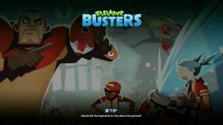 Brawl Busters - Gameplay Starting Game