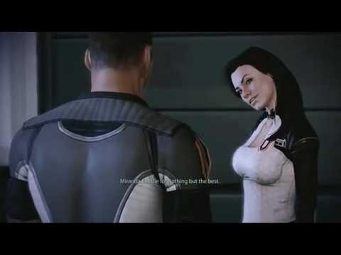 Romance - Mass Effect 2 Guide