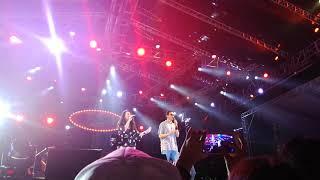 [Live]  กรุณา : Kor Natapol feat. Nong Pimluck @ SpicyDisc HitStory 14 ปี ใน 1 วัน