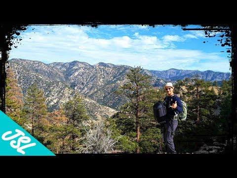 BEAUTIFUL Alpine Views From Winston Ridge and Peak - Angeles National Forest