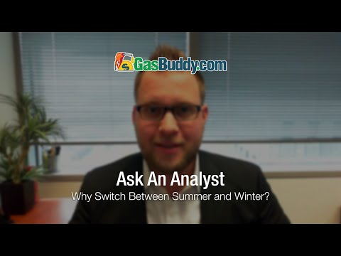 Ask An Analyst: Why Have Summer Blend & Winter Blend Gas At All?